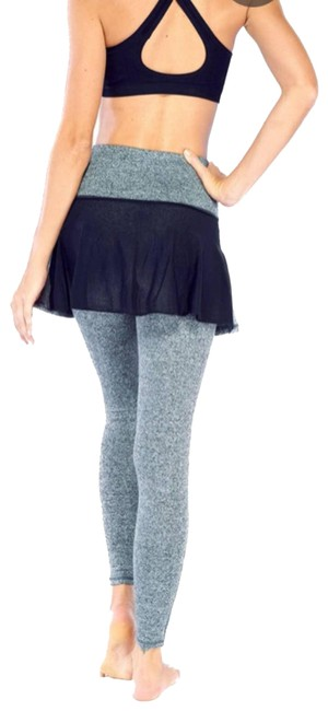 Item - Gray The Serena Skirt Overlay Activewear Bottoms Size 8 (M, 29, 30)