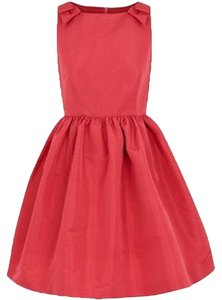RED Valentino Signature Bow Dress