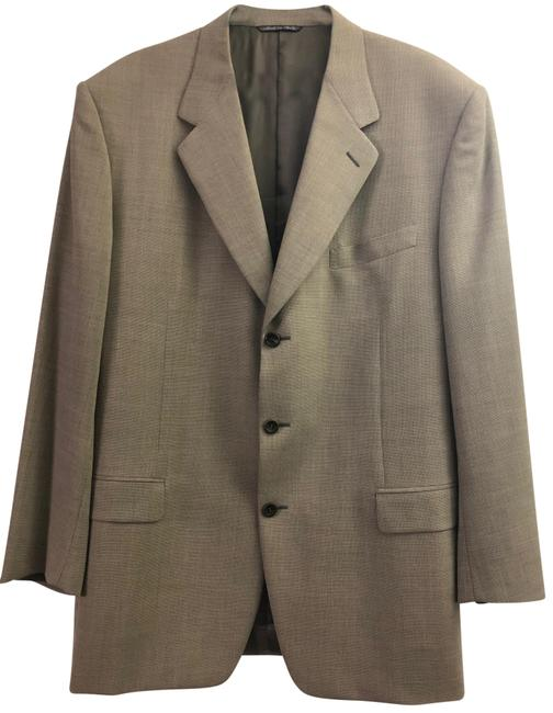 Item - Italy Men's Pure Wool Blazer Size OS (one size)