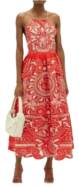 Item - Red Valentino Long Night Out Dress Size 6 (S)