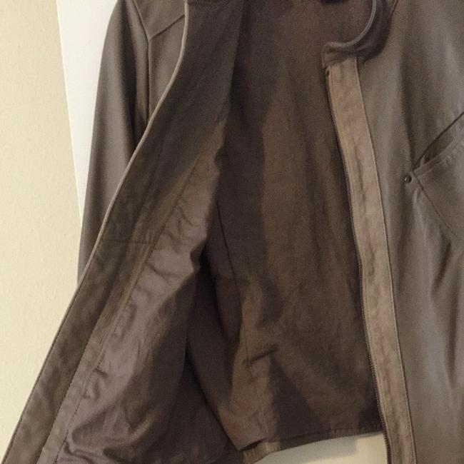Diesel Leather Causal Lambskin Jacket