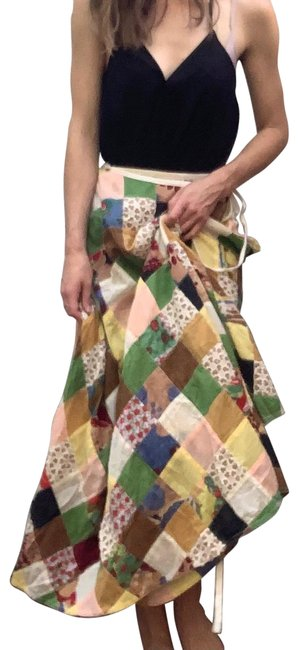 Item - Multicolor Skirt Size 6 (S, 28)