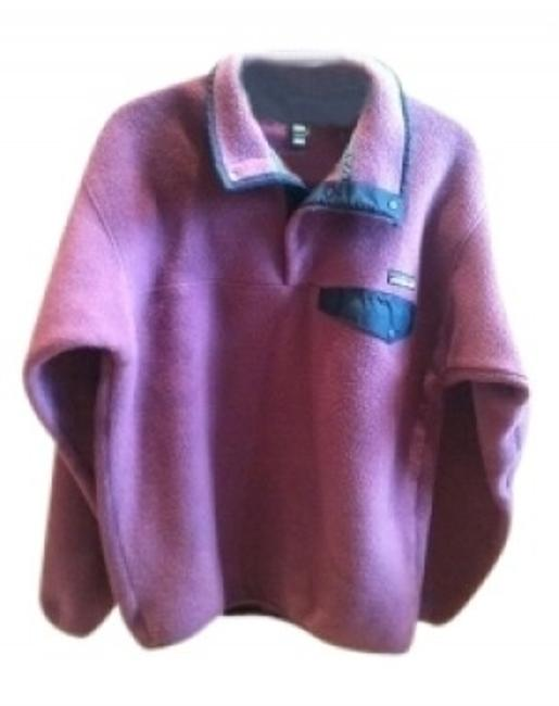 Preload https://item5.tradesy.com/images/patagonia-deep-pink-classic-snap-t-pullover-fleece-size-6-s-29764-0-0.jpg?width=400&height=650