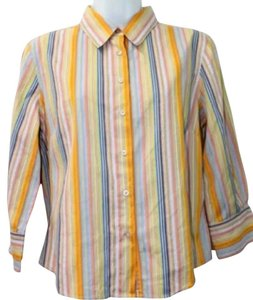 Robert Graham Multicolor Cotton Shirt Button Down Shirt