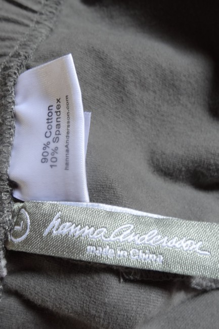 Hanna Andersson Grey/Taupe Leggings