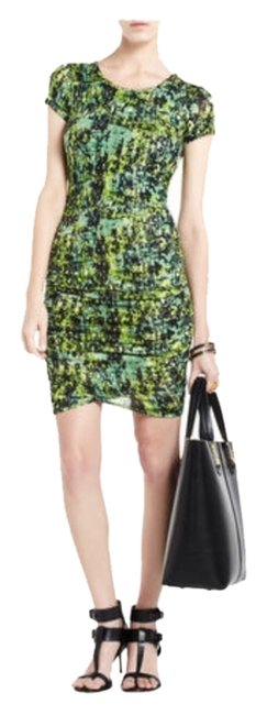 Preload https://item1.tradesy.com/images/bcbgmaxazria-green-multicolor-aina-above-knee-short-casual-dress-size-0-xs-2977150-0-0.jpg?width=400&height=650