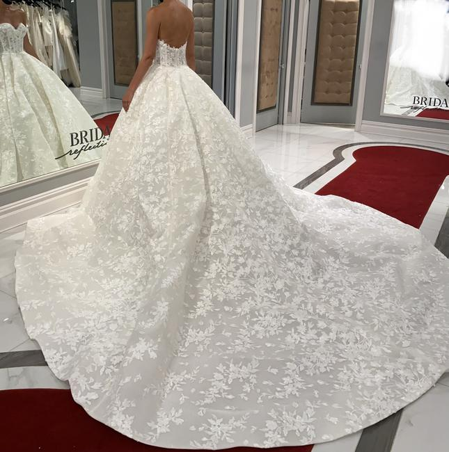Item - Cream Lace Eden Gown Traditional Wedding Dress Size 2 (XS)