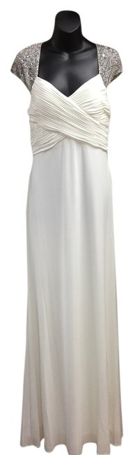 Preload https://item2.tradesy.com/images/js-collections-white-gown-long-formal-dress-size-16-xl-plus-0x-2977696-0-0.jpg?width=400&height=650