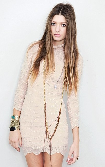 Nightcap For Love & Lemons Free People Haute Hippie Self-portrait Three Floor Dress