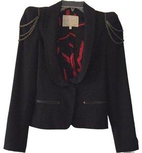 Rachel Roy Style Work Night Out Black Blazer