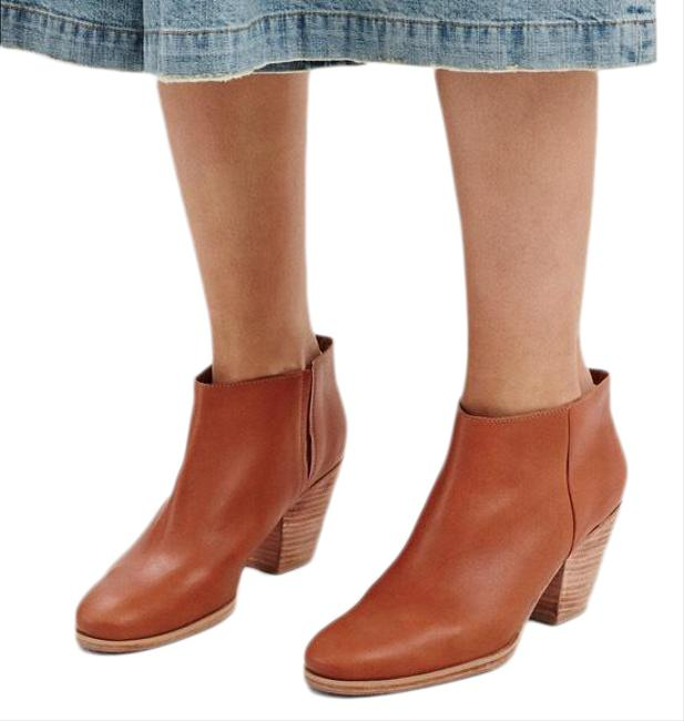Item - Mars Whiskey Natural Boots/Booties Size US 6 Regular (M, B)