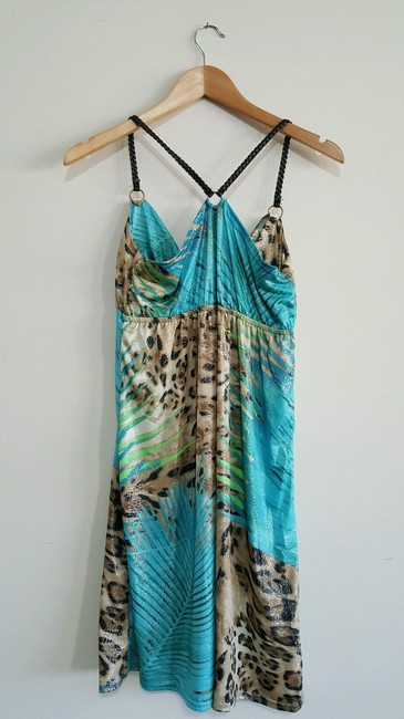 Shoreline short dress Multi-Color on Tradesy