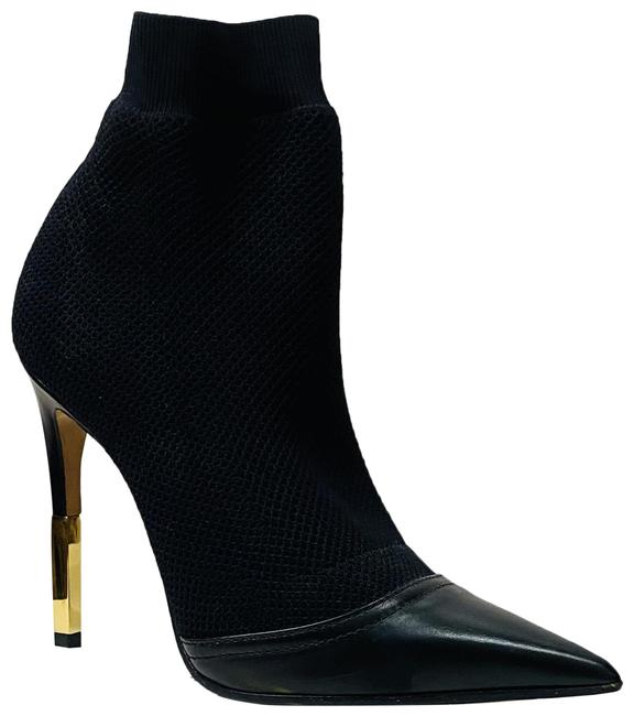 Item - Black/Gold 400094418583 Boots/Booties Size EU 36 (Approx. US 6) Narrow (Aa, N)