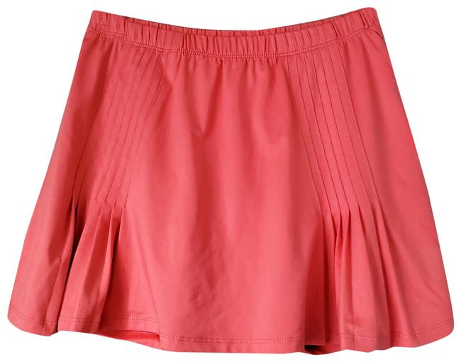 Item - Pink Pleated Tennis Ball Pockets Shorts Size OS (one size)