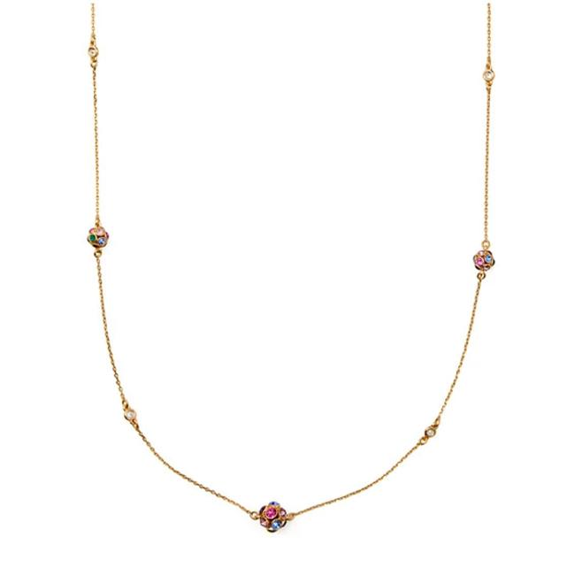 Item - Time To Shine Scatter Rosary Necklace