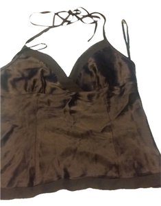 Bebe Top Chocolate Brown