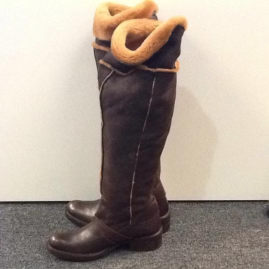 Dillinger Brown Boots