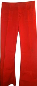 Ralph Lauren Trouser Pants Red