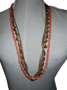Trifari Trifari multi-strand necklace
