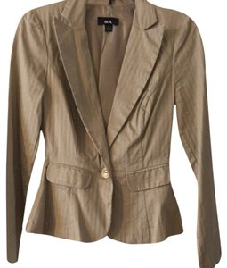 BCX Work Business Daily Beige Blazer