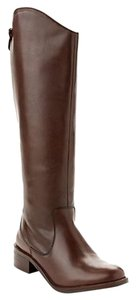 Seychelles Leather Brown Boots