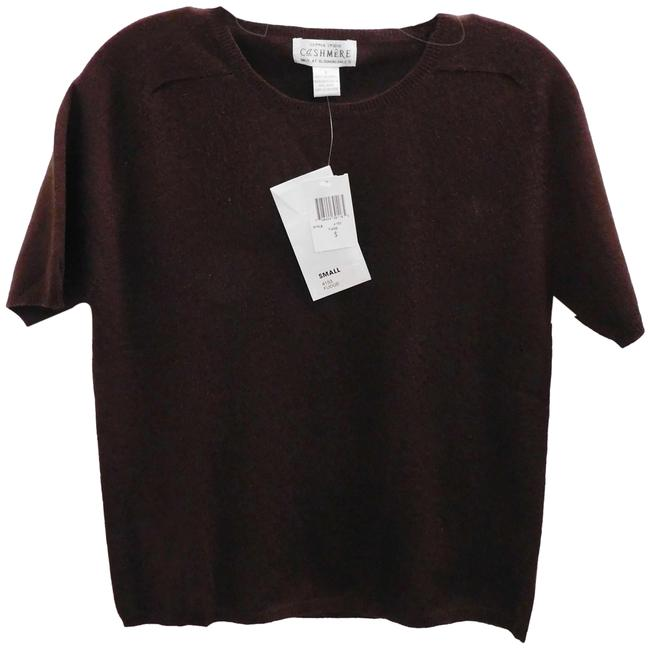 Item - Cashmere Brown Sweater