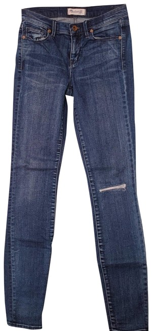 Item - Ripped Knee Skinny Jeans Size 0 (XS, 25)