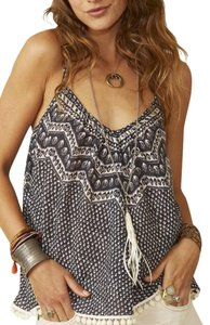 ETERNAL SUNSHINE CREATIONS Black Halter Top