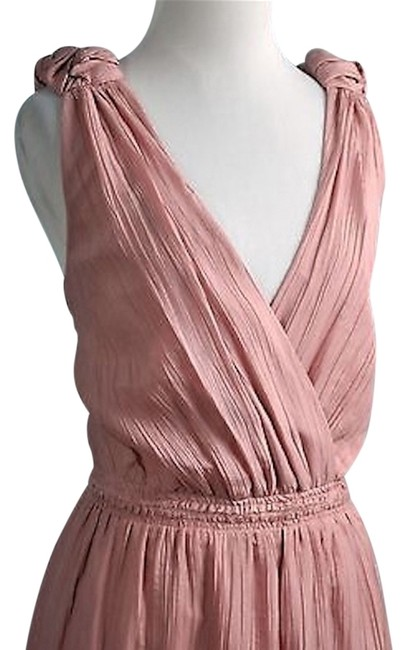 Banana Republic short dress Dusty Mauve on Tradesy