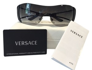 Versace Authentic Versace Crystal Sunglasses