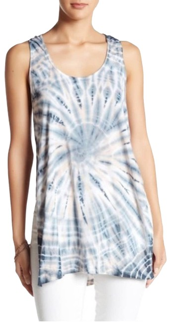Item - Tye Die Tunic Small Blouse Size 4 (S)