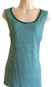 Banana Republic Top Emerald