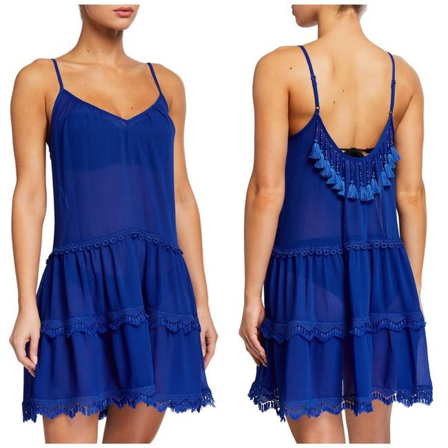 Item - Blue Maia Dress Cover-up/Sarong Size 4 (S)