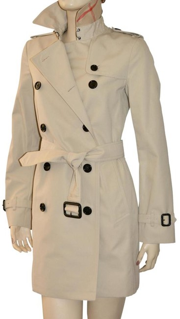 Item - Stone Harbourne Double Breasted Coat Size 2 (XS)