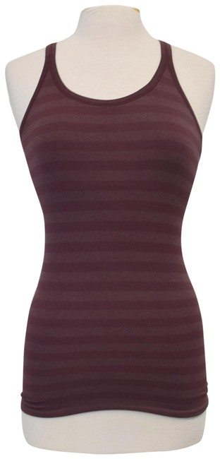 Item - Burgundy Small (6) Activewear Top Size 6 (S)