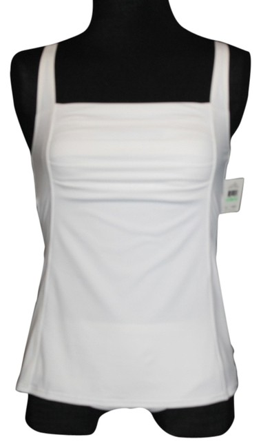 Item - White New with Tags Misses Tankini Size 8 (M)