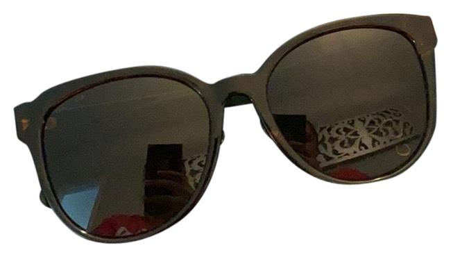 Item - Brown Green & Red Shades Sunglasses