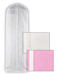 Merry Modes Breathable Waterprooof Garment Bag 7300 Pink