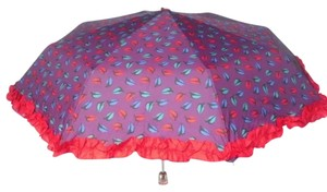 Betsey Johnson Betsey Johnson Leafs Umbrella