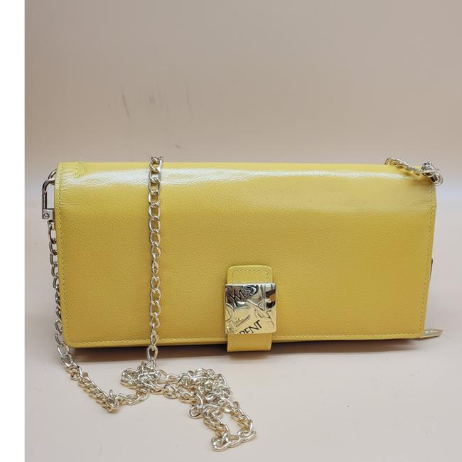 Item - Yellow on Chain Wallet