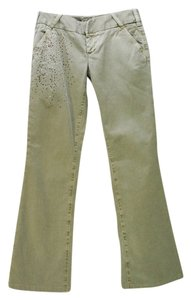 Joie Straight Pants Khaki