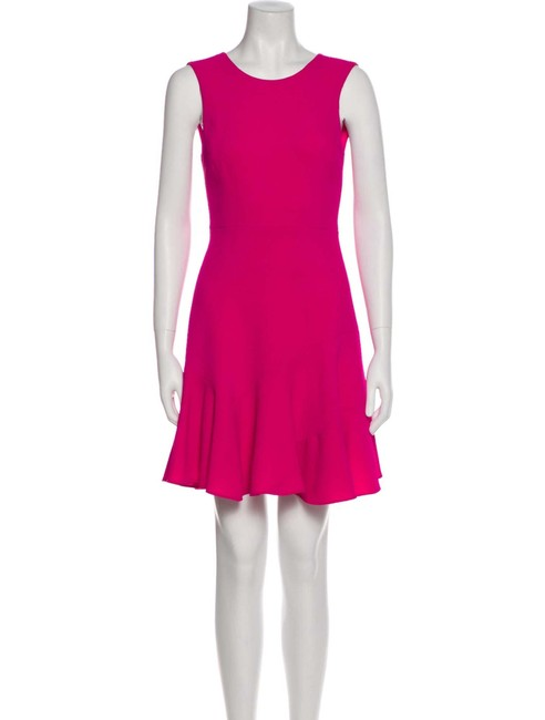 Item - Pink Fit & Flare Short Casual Dress Size 2 (XS)
