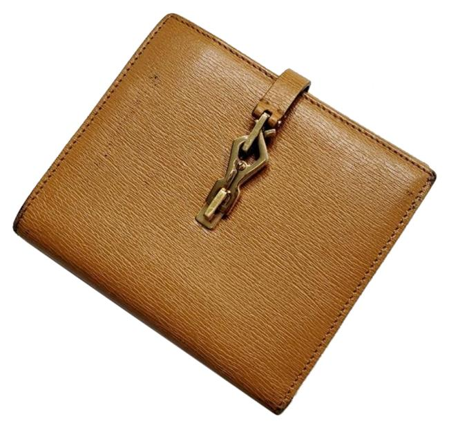 Item - Mustard Yellow Vintage Saffiano Leather Rare Wallet