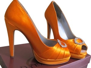 Dyeables Orange Formal