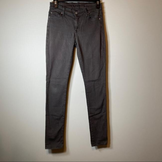 Item - Gray The Skinny Jeans Size 27 (4, S)