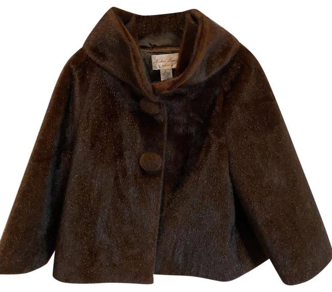 Item - Rich Chocolate Brown 106315 Coat Size 2 (XS)