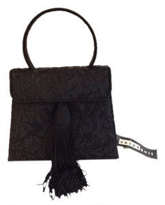 Susan Gail Black Clutch