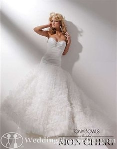 Tony Bowls T211277 Wedding Dress