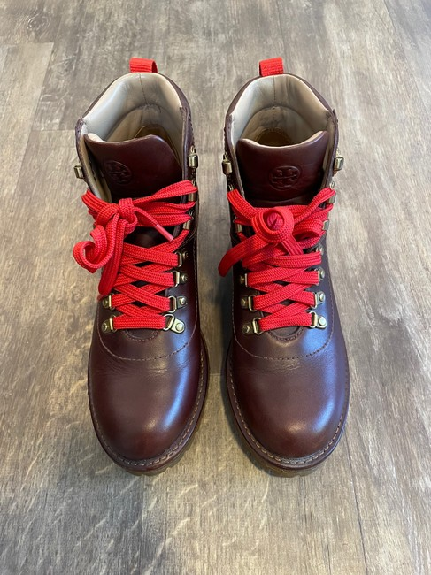 Item - Brown Hiker Style Boots/Booties Size US 6.5 Regular (M, B)