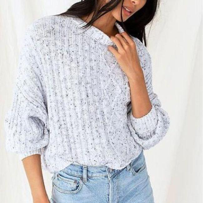 Item - On Your Side Gray Sweater